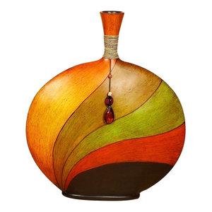Ophelia Polystone Vase