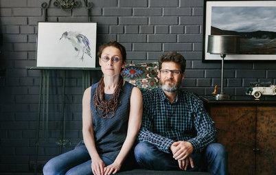 В гостях: Квартира-мастерская для двух архитекторов