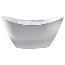 Contemporary Bathtubs by AKDY Home Improvement