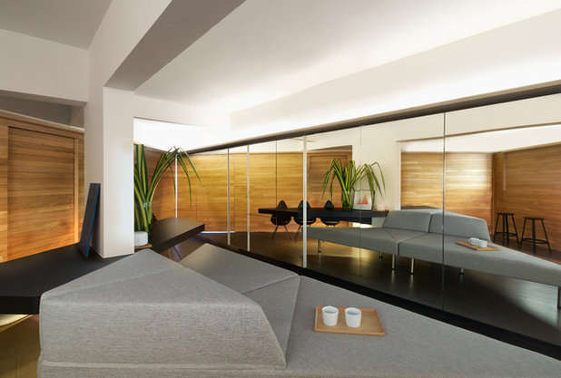Contemporary  by SOLID architects