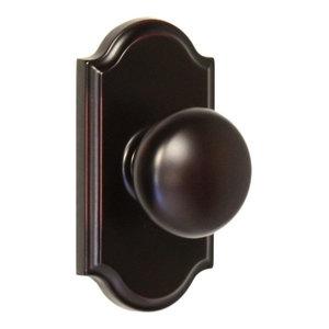 Oil-Rubbed Bronze door Weslock 03700P1P1SL20 Utica Lever hall NEW IN BOX