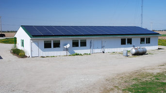Ground mount solar PV