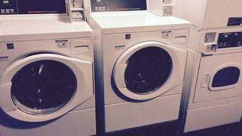 New Coin Operated Laundry Room