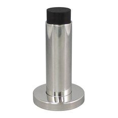 Designer Door Stops designer door stops incredible nickel 15 Inox Wall Mount Door Stop Door Stops