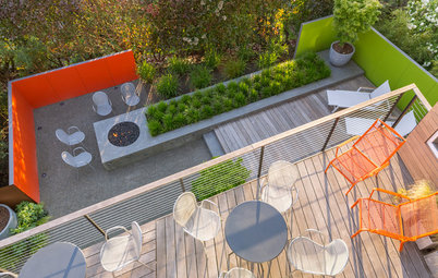 9 Of-the-Moment Materials for Modern Garden Walls and Fences