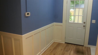Kitchen and hallway Remodel