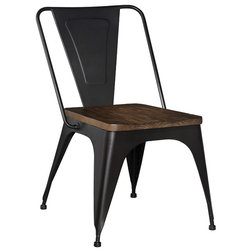 Industrial Dining Chairs by Standard Furniture Manufacturing Co
