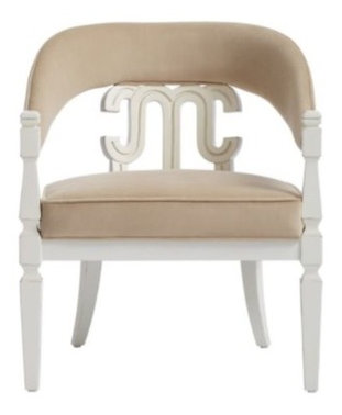 678-25-75 Cadena Conversation Chair