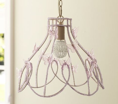 Guest Picks: 20 Kids\' Bedroom Chandeliers
