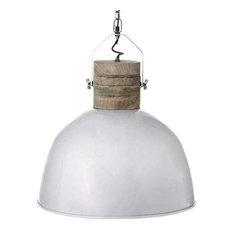 Nordic Pendant Light, White, Large