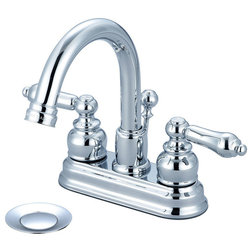 Traditional Bathroom Sink Faucets by Pioneer Industries, Inc.