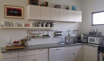 Modern Kitchen Organization, New Orleans, LA