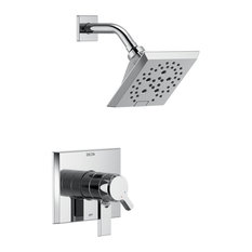 Delta Pivotal Monitor 17 Series H2Okinetic Shower Trim, Chrome, T17299