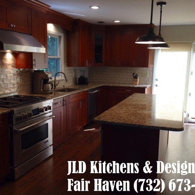 Jld Kitchens And Design Llc 732 673 7132 Fair Haven Nj Kitchen Bath Remodelers