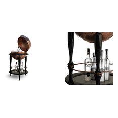 Boca Do Lobo Globe Bar Cabinet