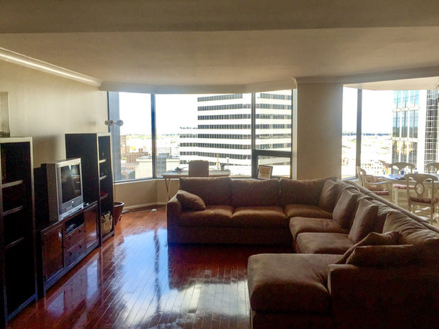 Before: Four Seasons Houston Project