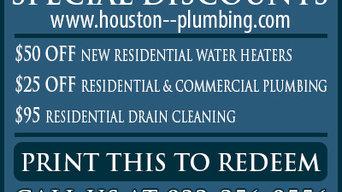 Houston Plumbing