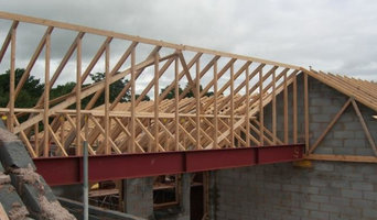 Roof Truss Installation - Tarporley Self Build