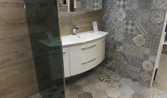 Photo showroom salle de bains