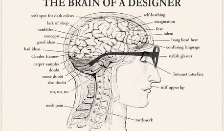 The Brain of a Designer, in Diagrams