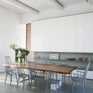 Foto di una sala da pranzo moderna