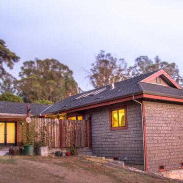 Aptos Custom Home