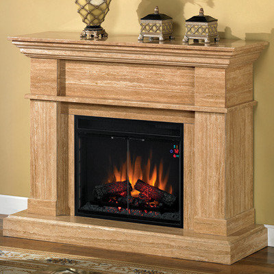 Electric Fireplace Mantel Packages - Mantel electric fireplace