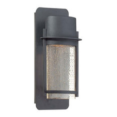 """The Great Outdoors GO 72251 1 Light 13"""" Height Dark Sky Compliant Outdoor Wall S"""