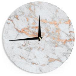 Contemporary Wall Clocks by KESS Global Inc.