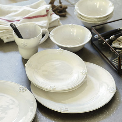 Guest Picks: White Dinnerware for the Holidays and After