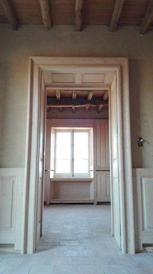 Rénovation de château - French château renovation project
