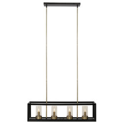 Transitional Chandeliers by Globe Electric