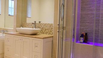 Modern Bathroom Transformation in Moseley