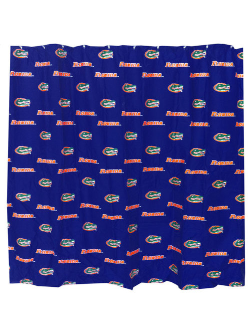 College Covers   NCAA Florida Gators Shower Curtain Bathroom Decoration    Shower Curtains