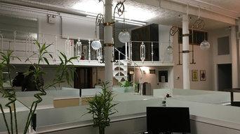 Real Estate Office in Manhattan
