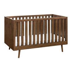 Nifty Timber 3 In 1 Crib Walnut