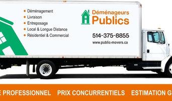 Demenageurs Publics
