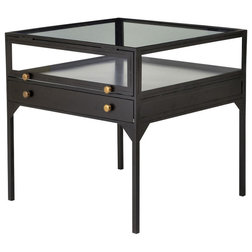 Contemporary Side Tables And End Tables by The Khazana Home Austin Furniture Store