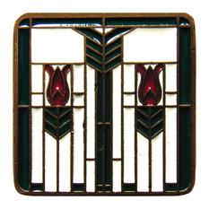 Craftsman Brass Cabinet and Drawer Knobs | Houzz