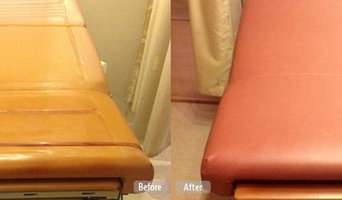 cat scratches leather couch repair