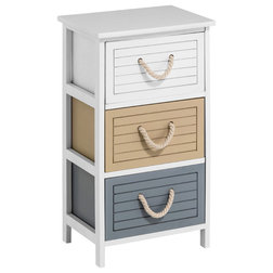 Coastal Chests of Drawers by Premier Housewares