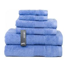 Ultimate 6-pc Towel Set, Chambray