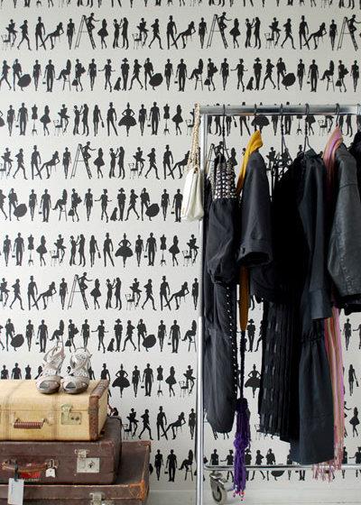 エクレクティック 壁紙 by Ferm Living Shop