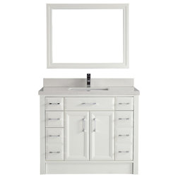 Contemporary Bathroom Vanities And Sink Consoles by Art Bathe