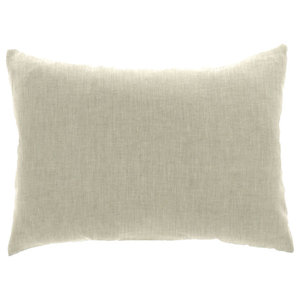 Boudoir Pillow Cover Beige French Scroll Contemporary Pillowcases And Shams By Jacaranda Living
