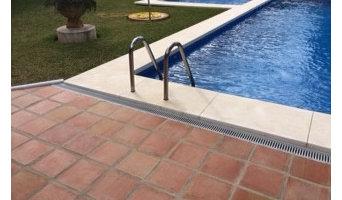 Reforma de piscina y terraza