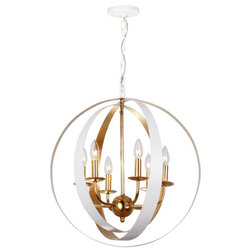 Contemporary Chandeliers by lights & home