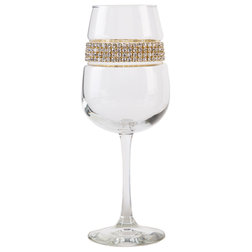 Traditional Wine Glasses by Shimmering Wines