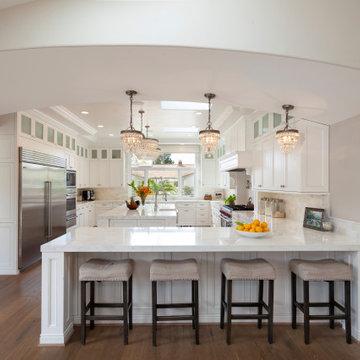 Beautiful Santa Barbara Residential Remodel