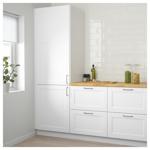 I Spy A Bright White Cabinet Door At Ikea Axstad Matte White